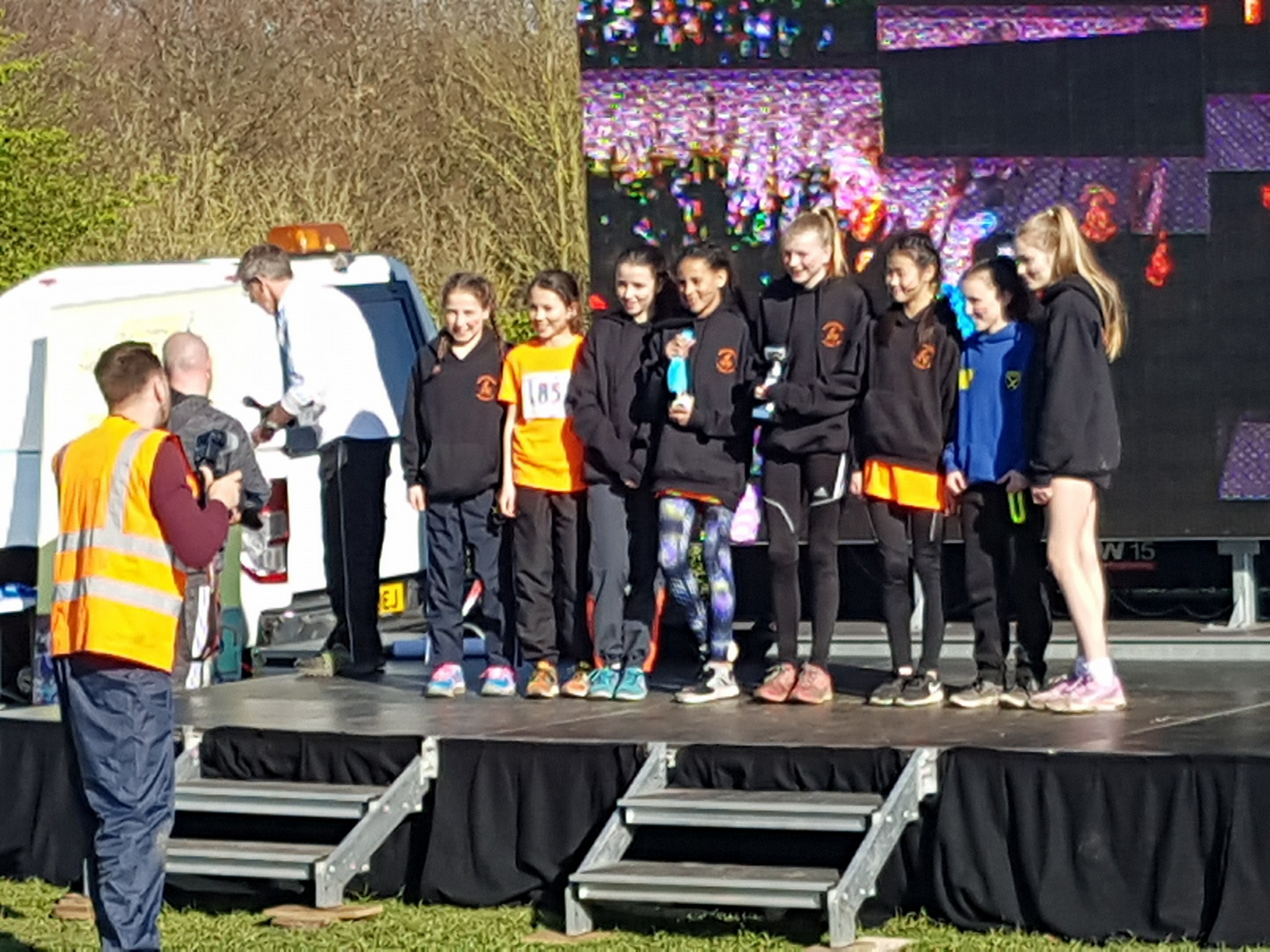 Last XC of the season – National Schools XC