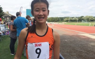South of England Inter-county Champs 1500m