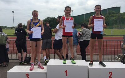 Hertfordshire Schools Champs 1500m